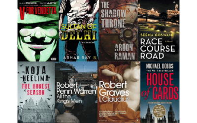 8 Political Thrillers To Read During The Indian Elections