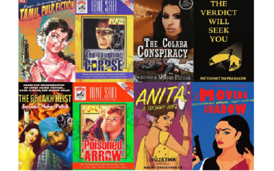 8 Thrilling Indian Pulp Fiction Novels You Must Read