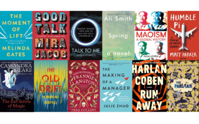 The 12 Most Anticipated Books Releasing In April 2019