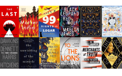 The 12 Most Anticipated Books Releasing In February 2019