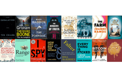 The 16 Most Anticipated Books Releasing In May 2019