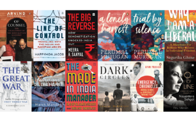 12 Books By Indian Authors To Look Forward To In November