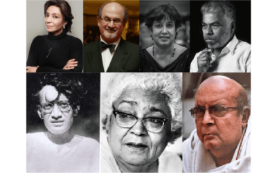 7 South Asian Writers Who Courted Controversy Because Of Their Work