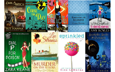 9 Cozy Mystery Authors Worth Reading