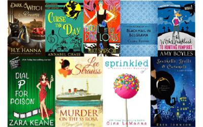 9 Cozy Mystery Authors Worth Reading