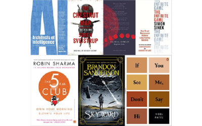 The 7 Most Anticipated Books Releasing In December
