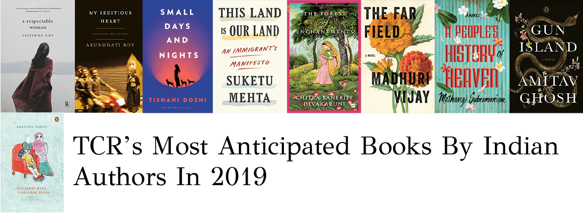 books by indian authors 2019