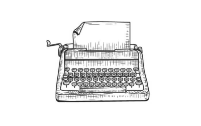 Infographic: The Typewriter