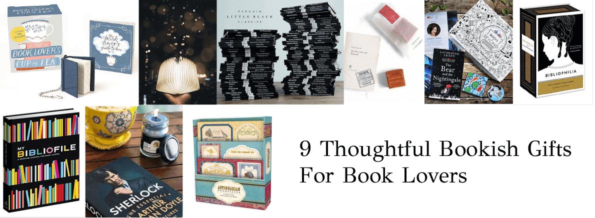 bookish gifts