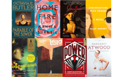 8 Books With Strong Women Characters Who Inspire Us