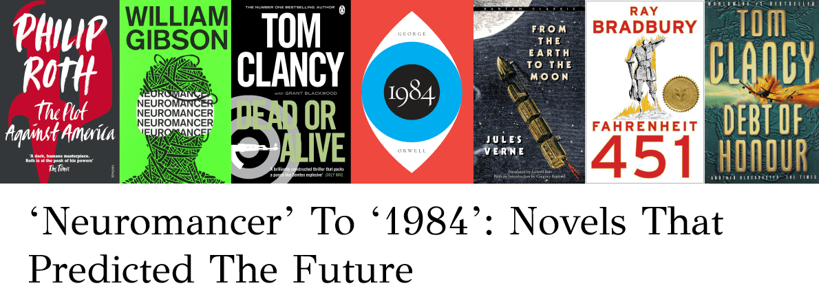 novels that predicted the future