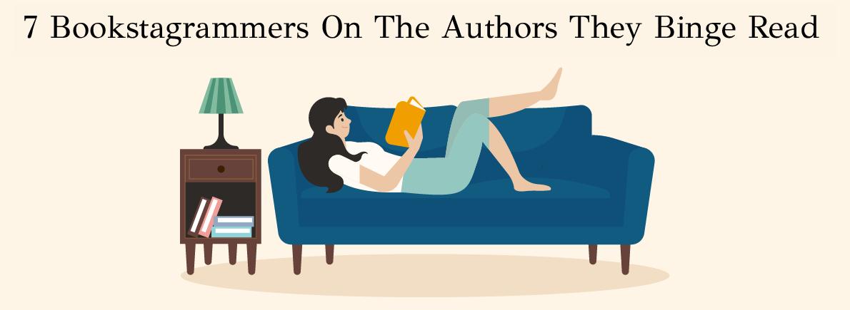bookstagrammers binge read
