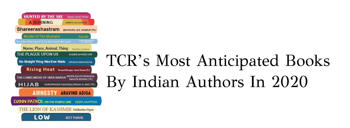 indian authors 2020