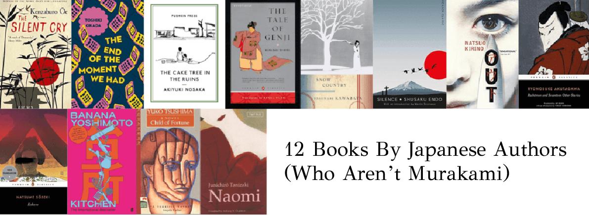 Japanese authors