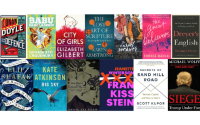 The 13 Most Anticipated Books Releasing In June 2019