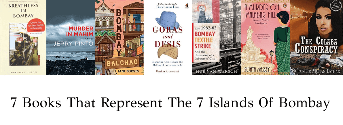 Books That Represent The 7 Islands Of Bombay