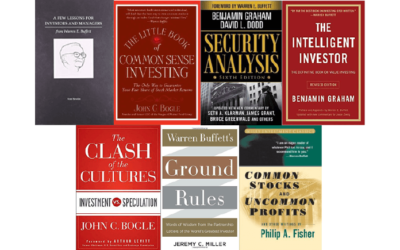 Read These 7 Books Recommended By Warren Buffet To Become A Better Investor
