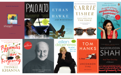 10 Must-Read Books By Celebrities
