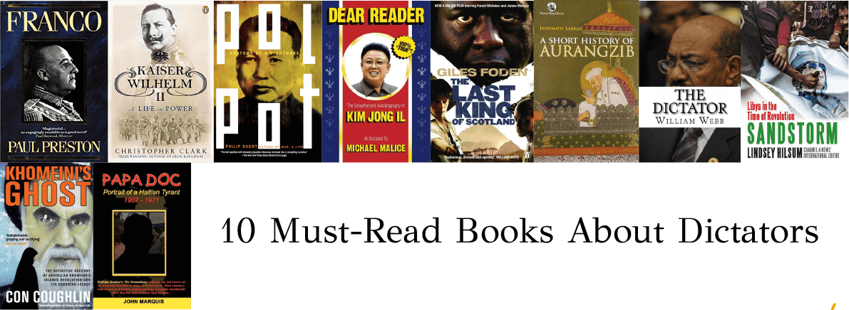 books about dictators