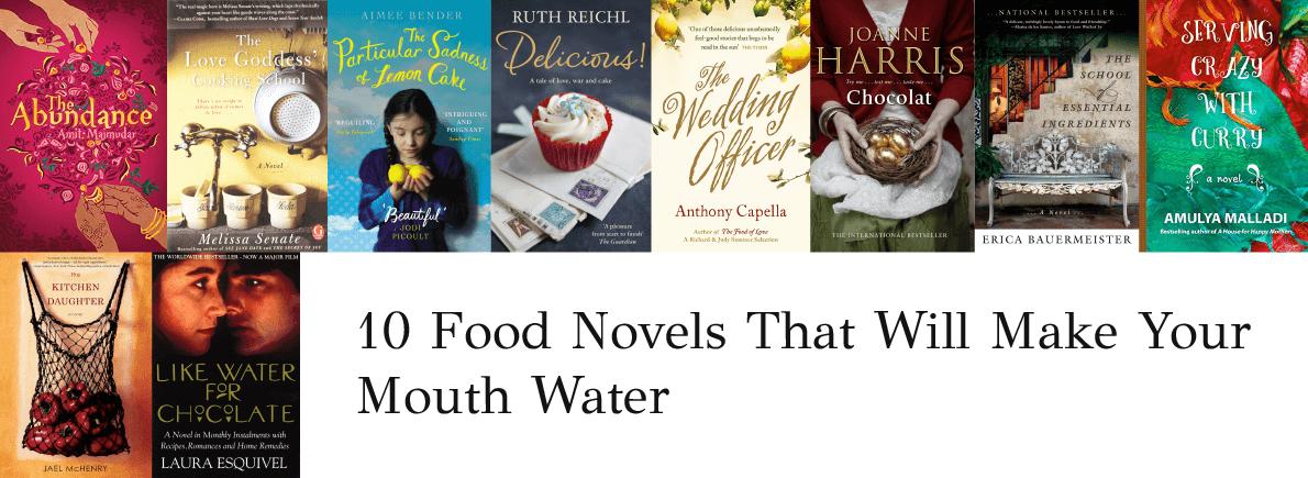 food novels
