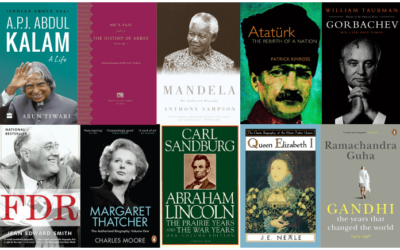 10 Must-Read Books About Great Leaders