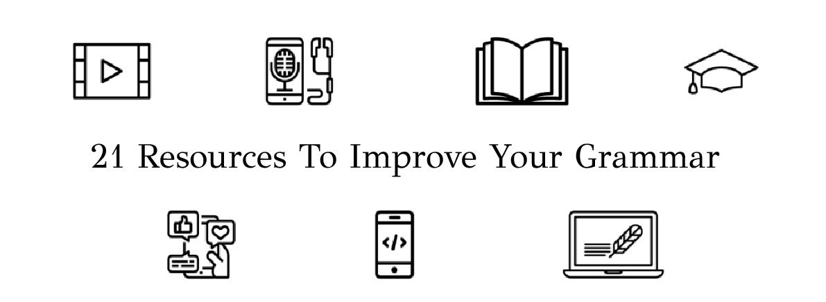 resources to improve grammar
