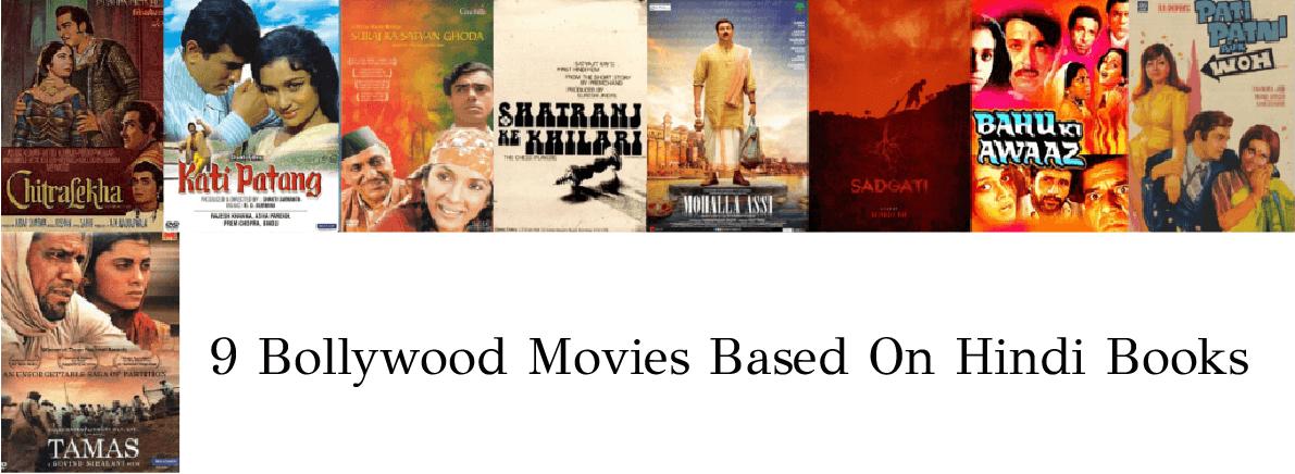 bollywood movies hindi books