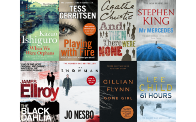 8 Mystery Novels You Won't Be Able to Put Down