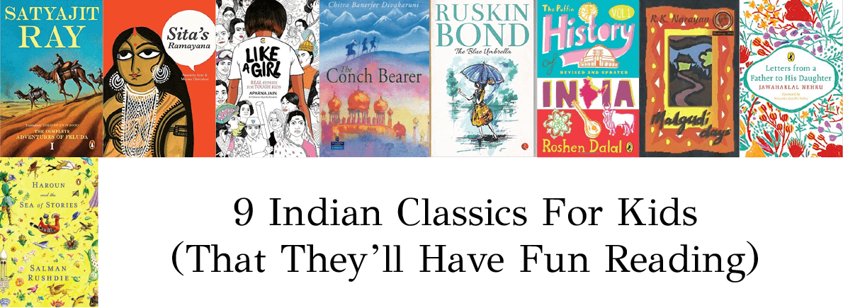 Indian classics for kids