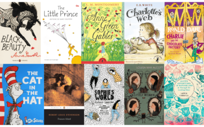 10 Childhood Books To Re-Read As An Adult