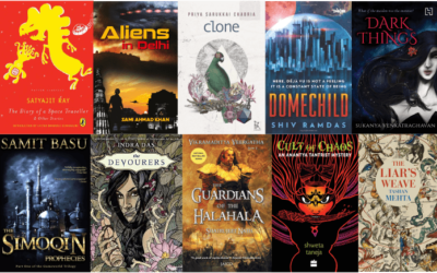 10 Indian Fantasy Fiction and Sci-Fi Novels You Should Read