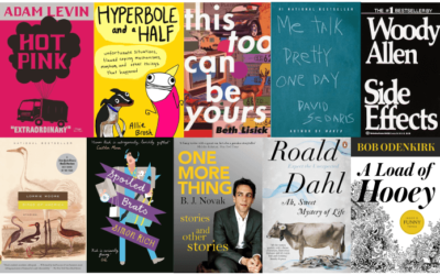 10 Short Story Collections That Will Make You Laugh