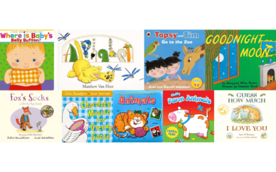 What To Read To Your Toddler