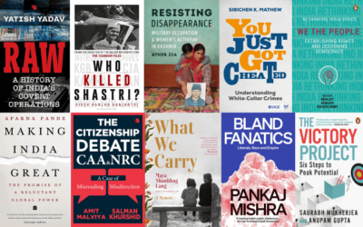 10 Non-Fiction Books By Indian Authors Releasing In August 2020