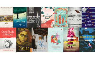 13 Books By Female Authors About Partition