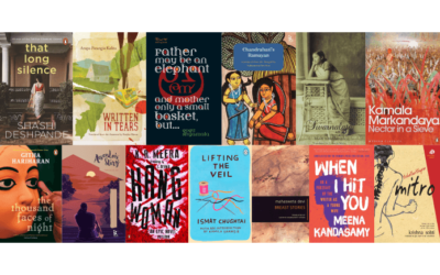 13 Fiery Works of Indian Feminist Fiction