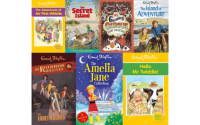 7 Lesser-Known Works By Enid Blyton