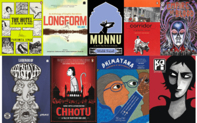 9 Indian Graphic Novels You Should Read