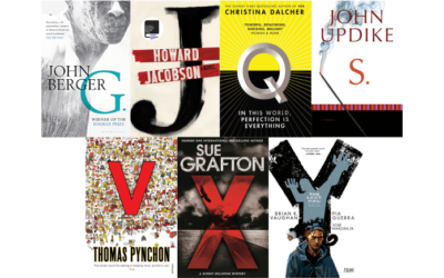 7 Books With One Letter Titles